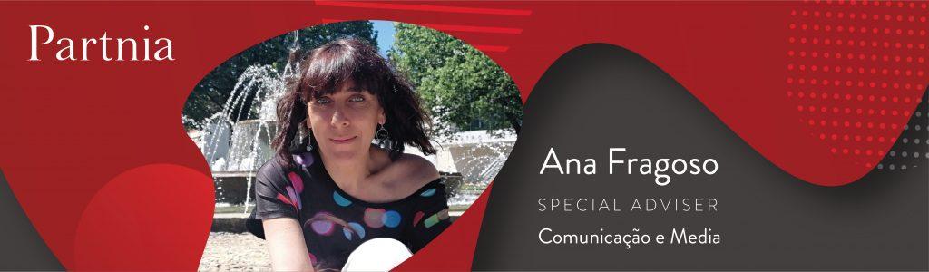 Ana Fragoso Special Advisor Partnia